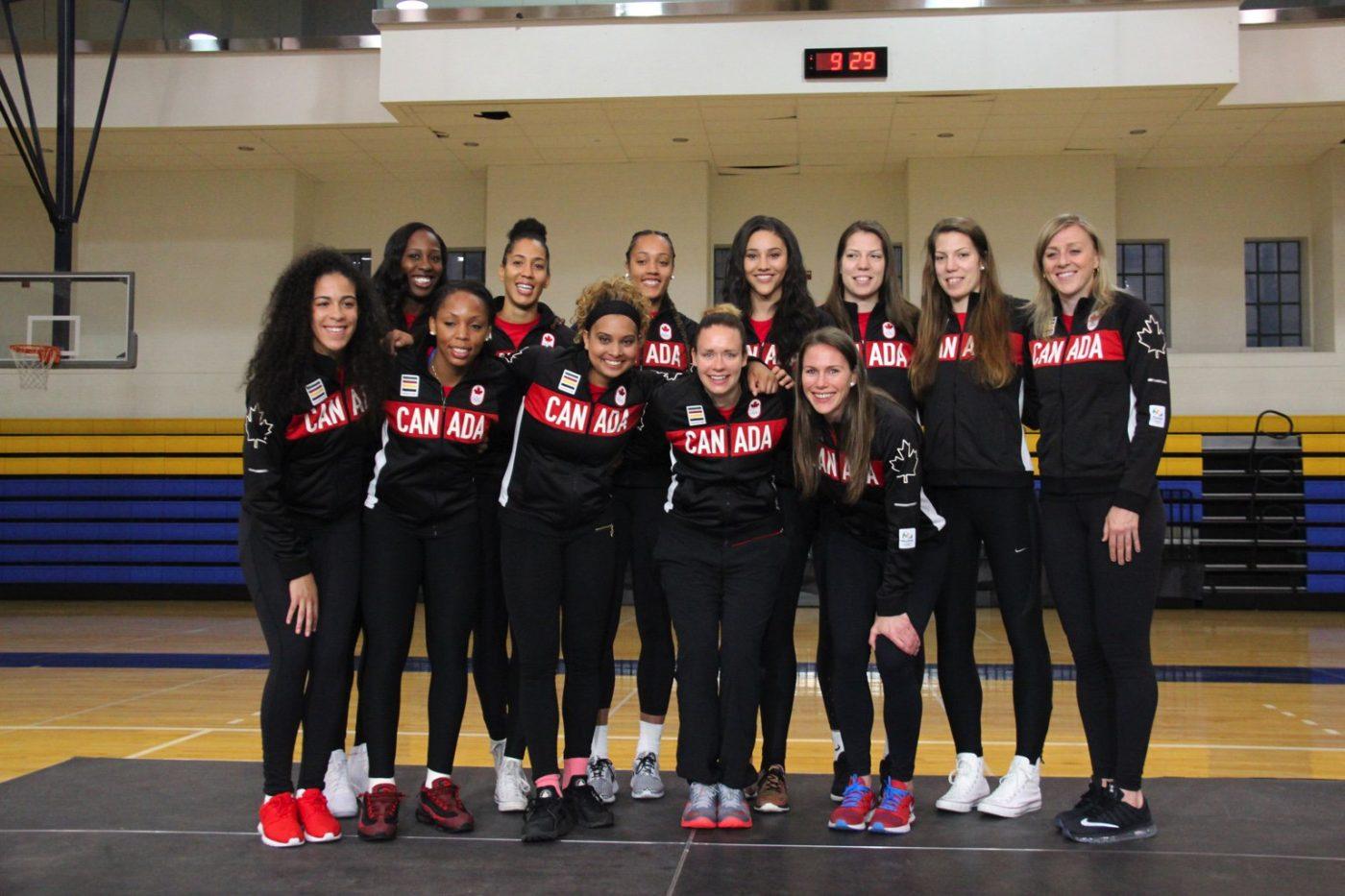 Team Canada's Sr. Women's team ready for Rio Olympics