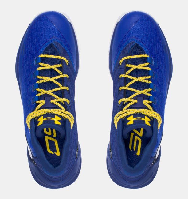 Under Armour and Steph Curry have launched the Curry 3