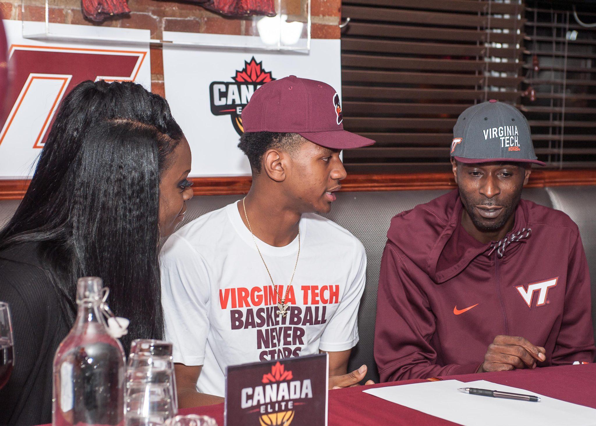 Nickeil Alexander-Walker officially a Virginia Tech Hokie