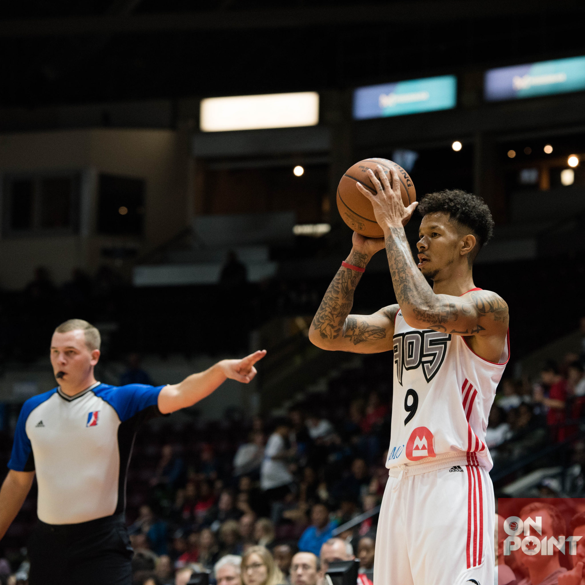 Raptors 905 Losing Woes Continue As They Fall to Canton