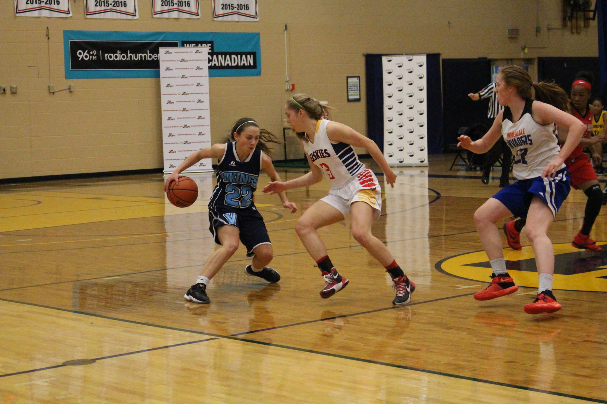Canletes Provincial High School All-Star Showcase chock full of talented lady ballers