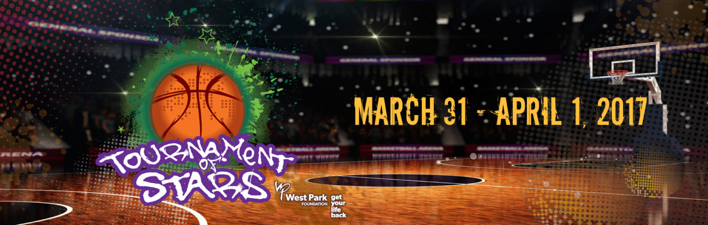 Inaugural Tournament of Stars Fundraiser goes March 31st-April 1st, 2017 in Toronto