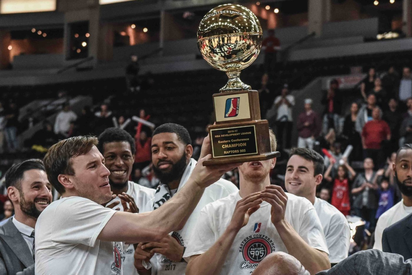 Raptors 905 make history as they reach their first NBA D-League Finals