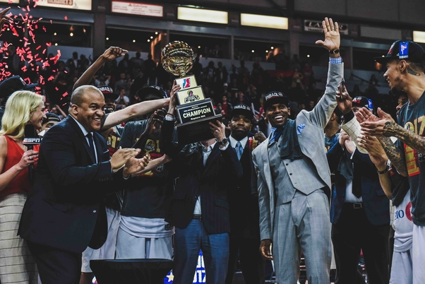 History Made by the Raptors 905 as they win first ever D-League Championship
