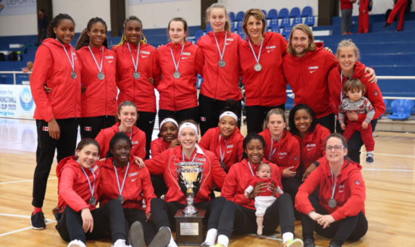 Canada Finishes 2nd at 2017 FIBA Americas U16 Women's Championship