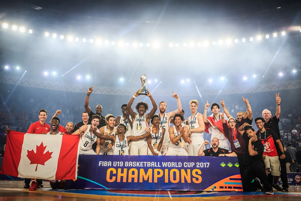 Canada completes improbable feat: Captures U19 World Cup Gold Medal