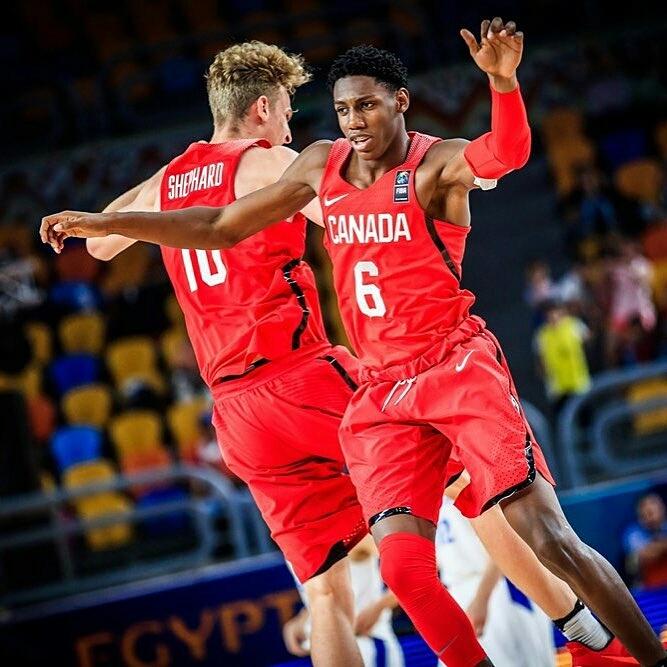 Canada continues historic run at FIBA U19 World Cup, faces U.S.A. in semis