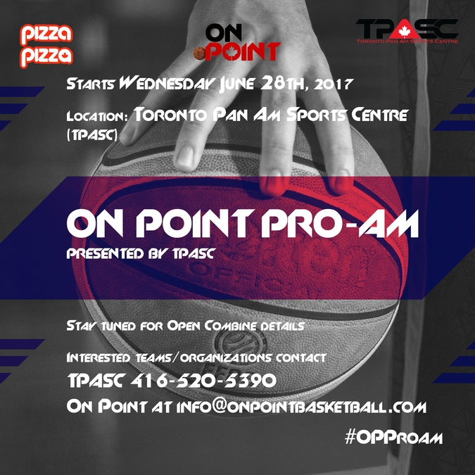 On Point Summer Pro Am Hosted by TPASC Week 3 Scores & Playoff Matchups