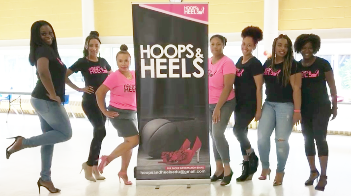 Hoops&Heels information session, a much needed event for basketball parents