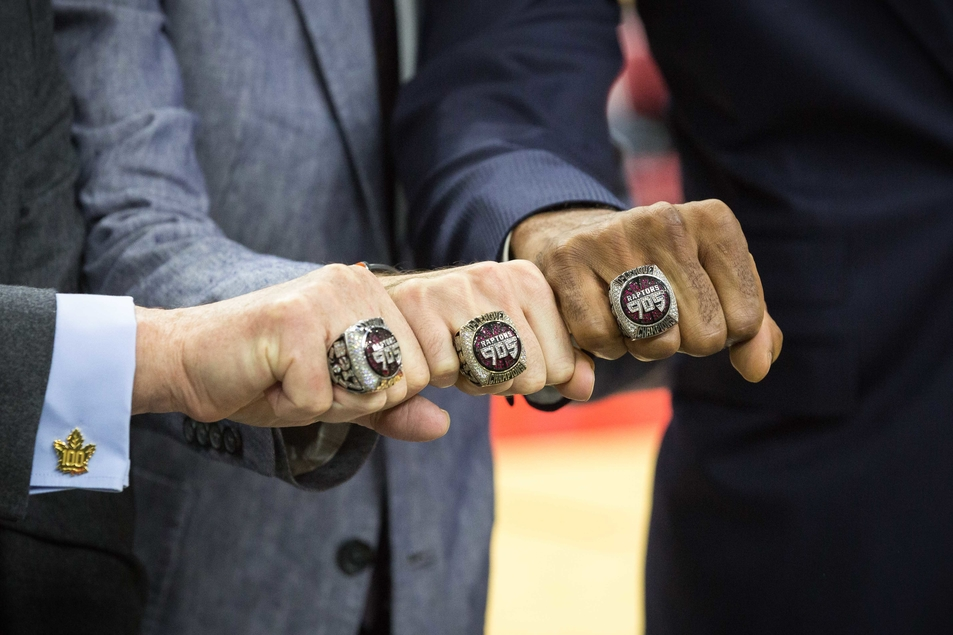 Raptors 905 give out rings, raise banner and win in home opener