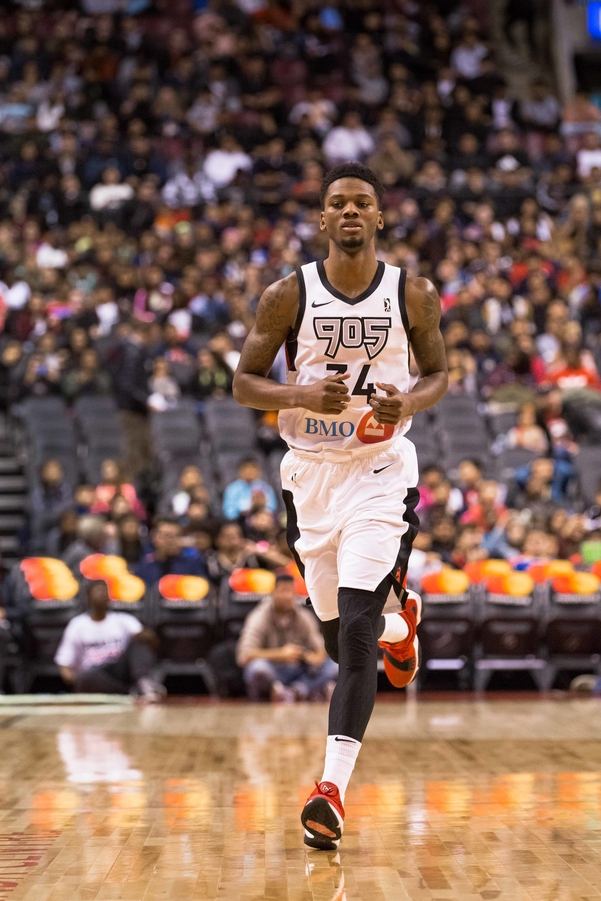 Raptors 905 down the Mad Ants 98-94 for their third straight victory