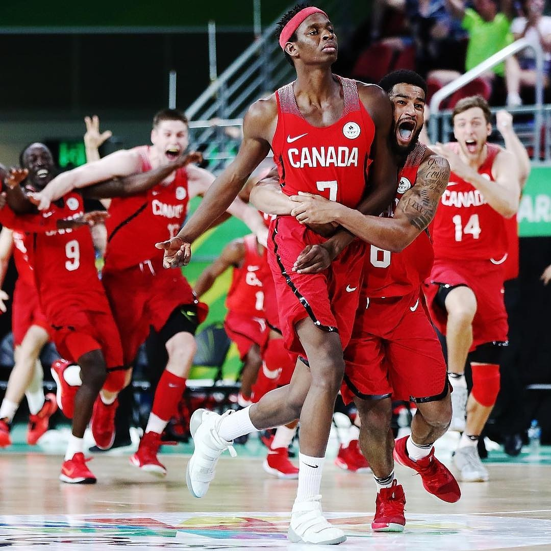 Canada going for Commonwealth Games Gold after Buzzer Beater win over New Zealand