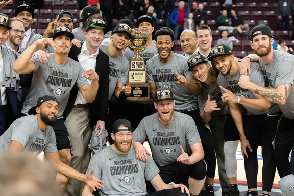 Raptors 905 fall to the Austin Spurs who capture their 2nd NBA G League Championship