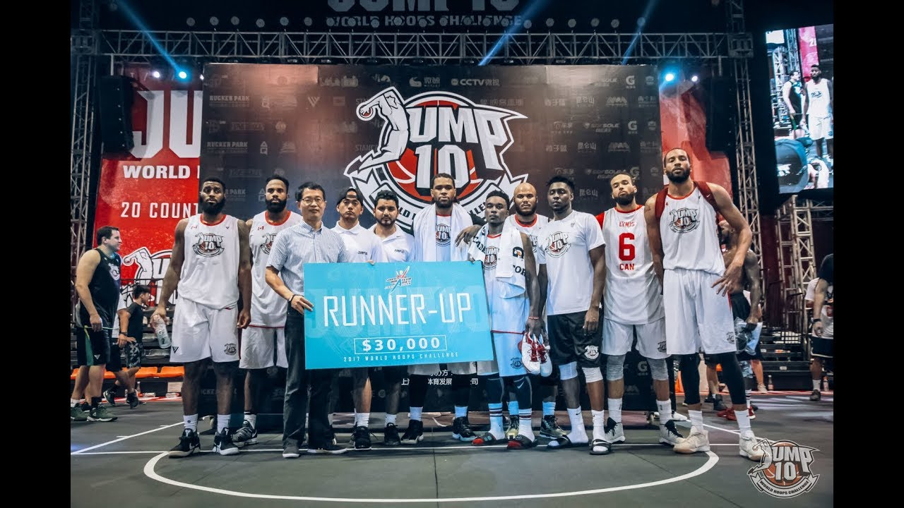 On Point Basketball to select Team Canada for 2018 JUMP10 World Hoops Challenge in Shanghai, China