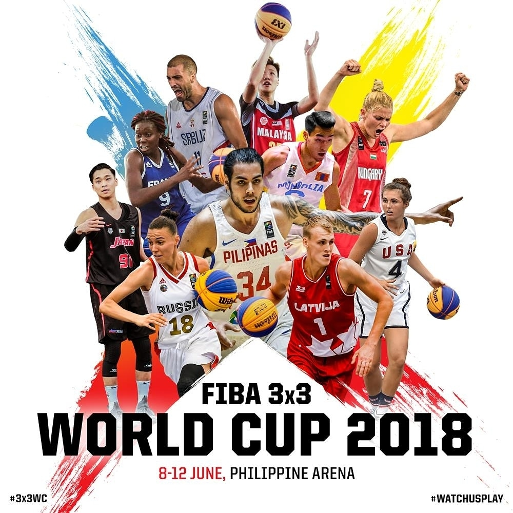 Canada goes 2-0 on first day of FIBA 3×3 World Cup 2018