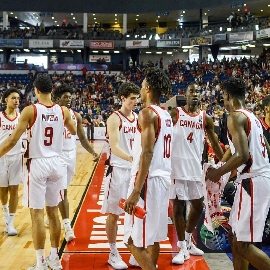 Coming out party for the Canadians at U18 FIBA World Championship