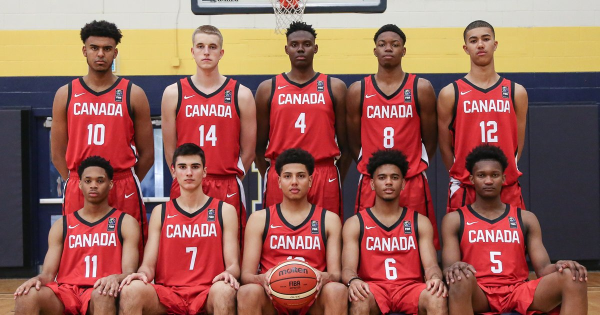 U17 Men's National Team announced ahead of FIBA U17 Basketball World Cup 2018