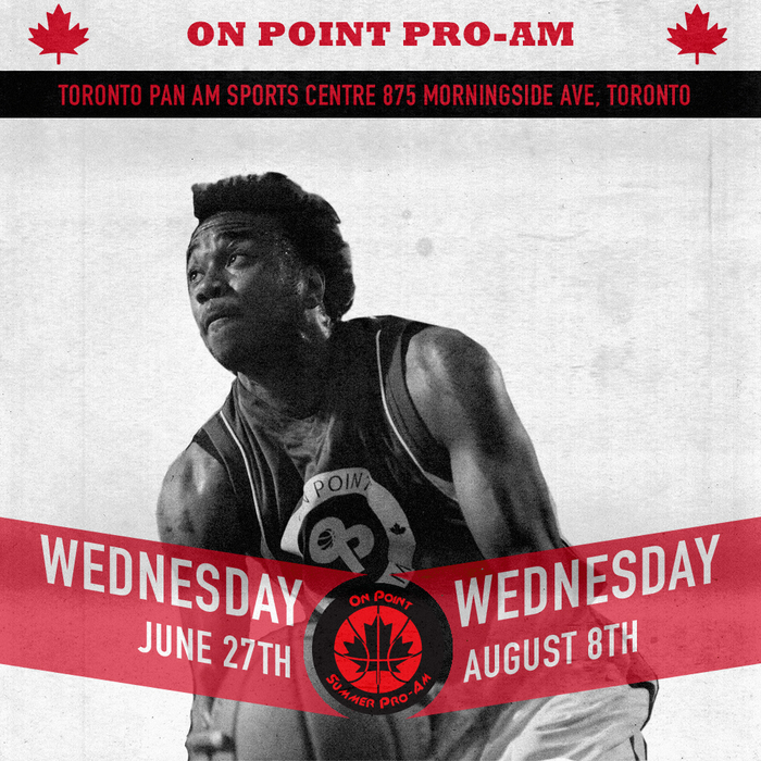 2nd Annual On Point Summer Pro Am at TPASC Begins Wednesday June 27th, 2018