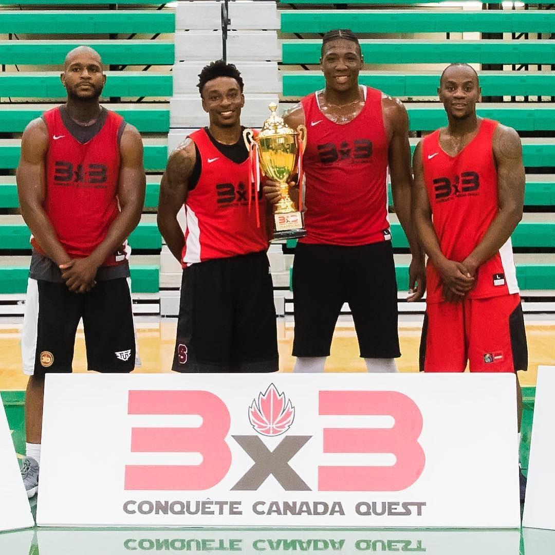 Team Toronto Wins 3X3 Canada Quest National Finals