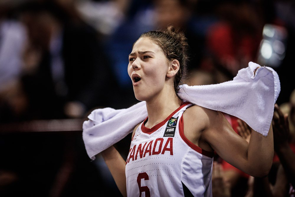 Canada defeats China in second day of class-play