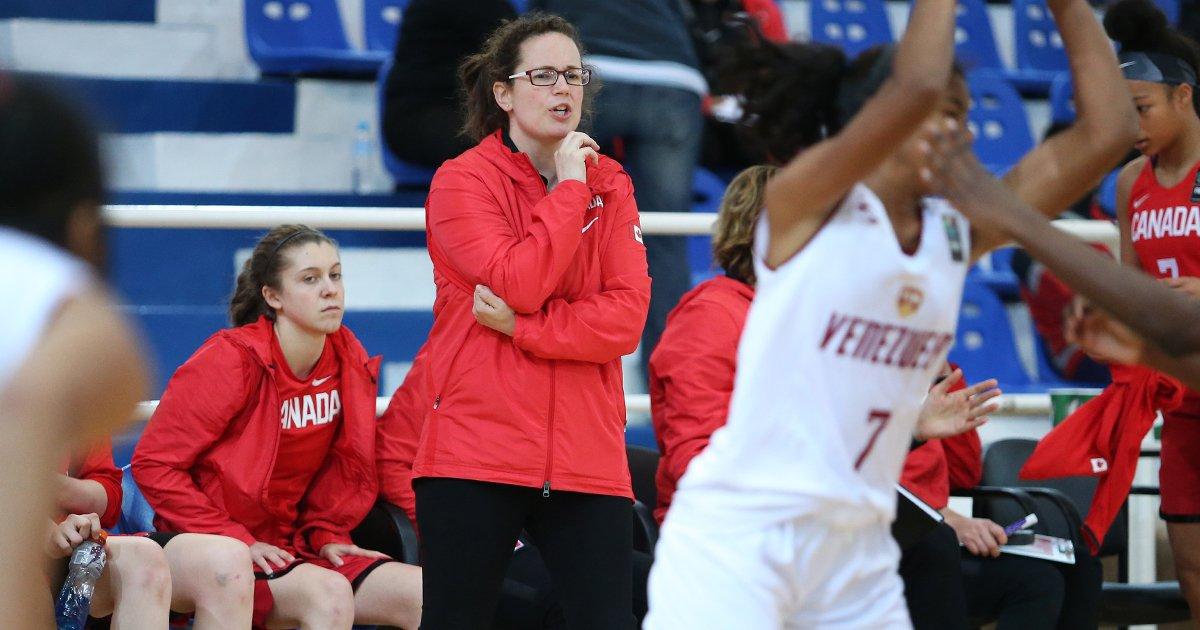 U17 Women's National Team announced ahead of FIBA U17 Women's Basketball World Cup 2018