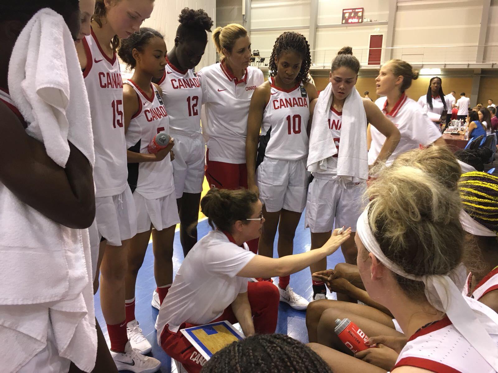 Canada defeats China in U17 Exhibition game ahead of FIBA World Cup