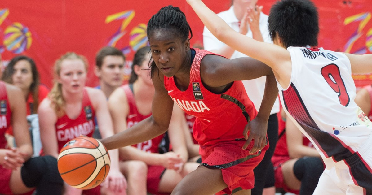 20 Athletes Selected for U18 Women's National Team Invitational Tryouts and Training Camp