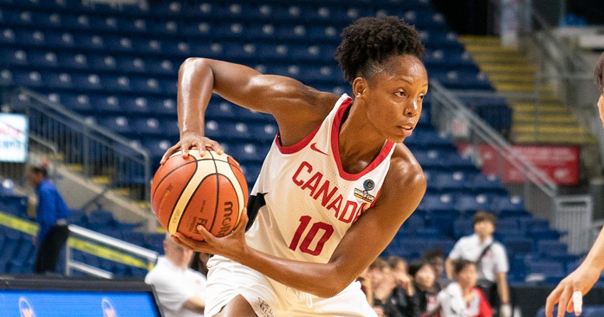 Canada defeats Senegal in Final Game of France Exhibition Series