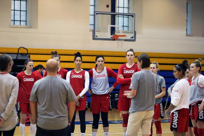 Senior Women's National Team Annouced Ahead of FIBA Women's Basketball World Cup 2018