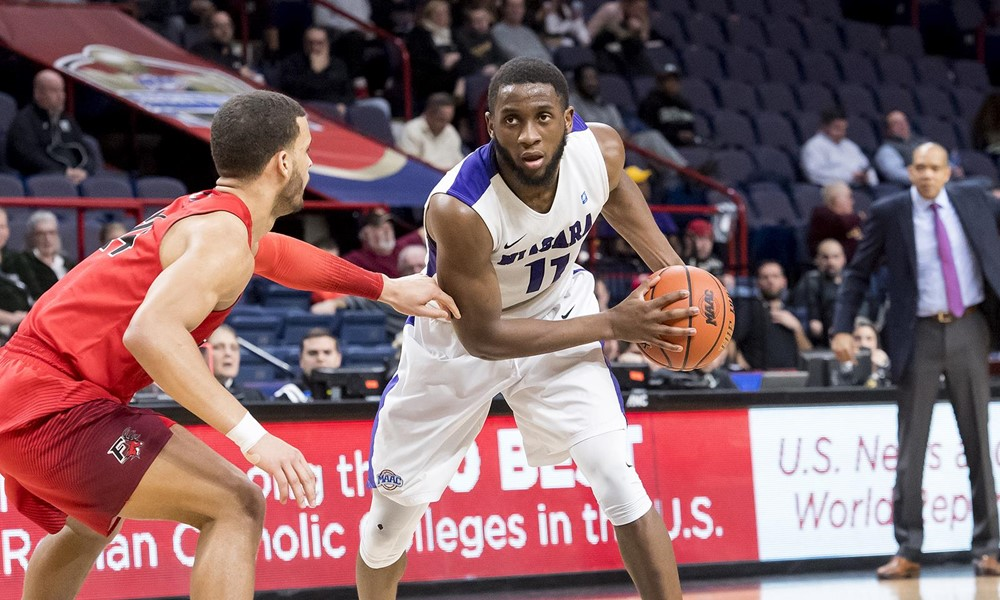 Niagara University basketball ready to turn the corner.