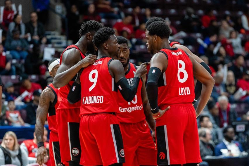 Malachi Richardson and Chris Boucher show their NBA Worth on 905 Affiliate Night