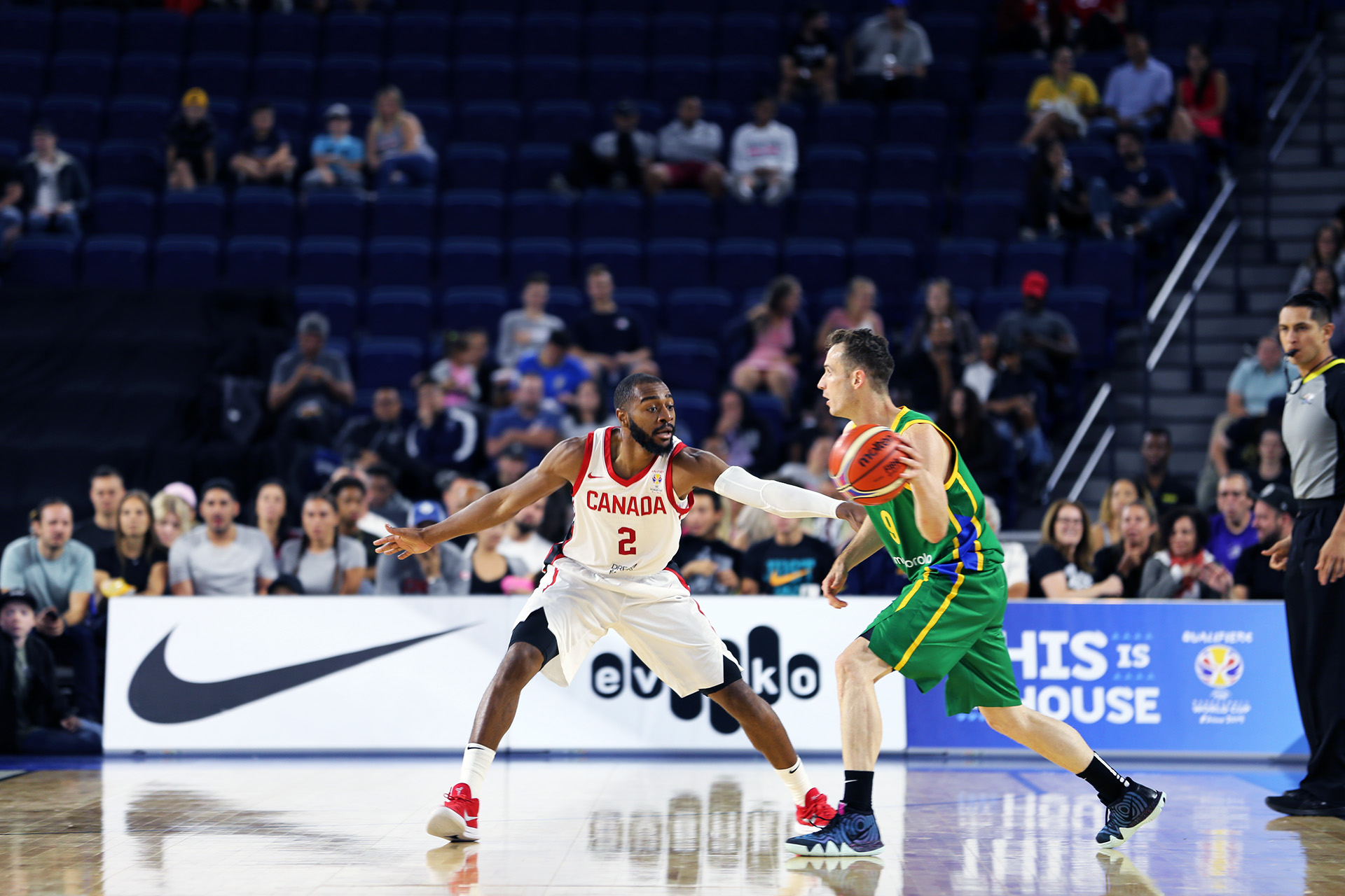Canada Resumes FIBA Qualifying, Set to Face Venezuela and Brazil