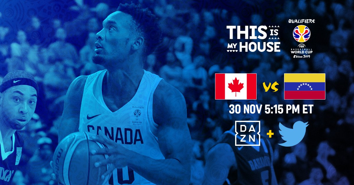 Roster Announced for fifth window of FIBA Basketball World Cup 2019 Americas Qualifiers