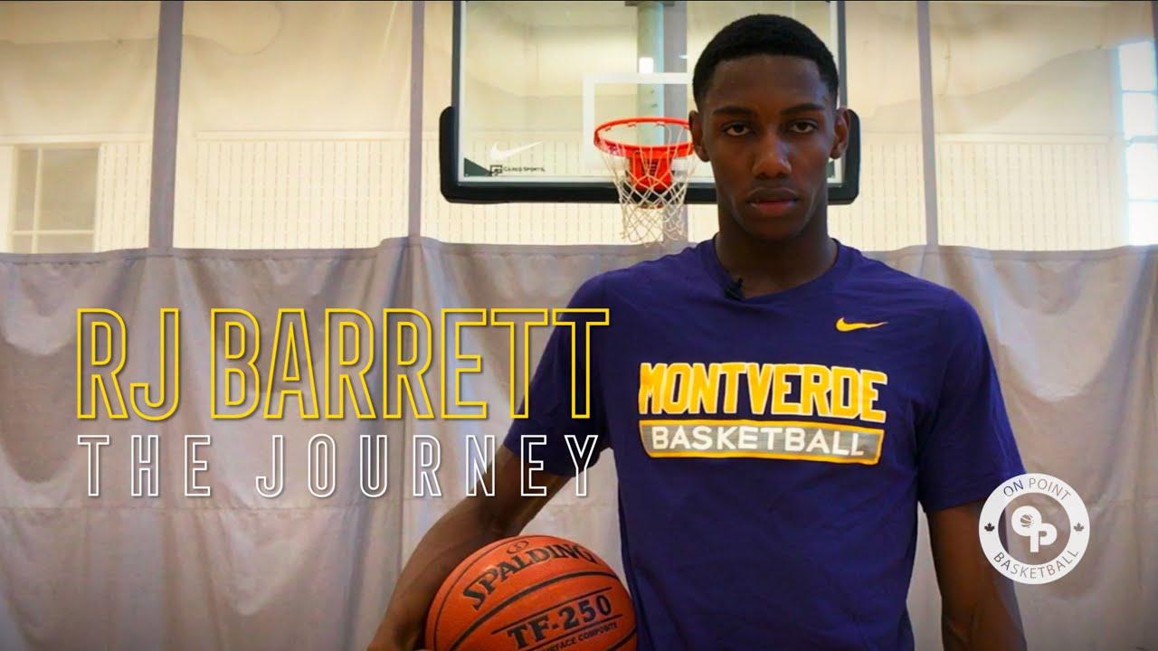 RJ Barrett: THE JOURNEY | A Documentary by ON POINT BASKETBALL