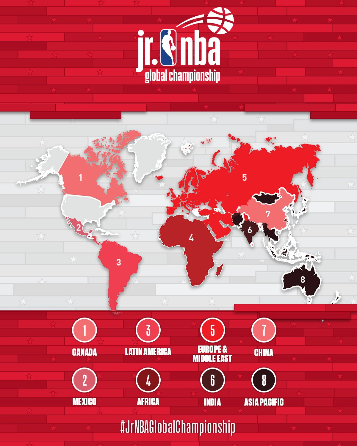 NBA Expands Second Annual Jr. NBA Global Championship with Integration of NBA Teams