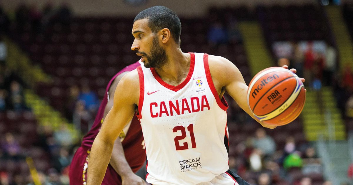 Canada Dominates Venezuela to secure first place in Group F as FIBA Basketball World Cup Qualifiers conclude