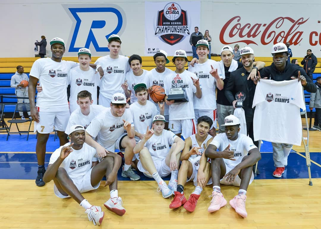 TRC Wolfpack Win Back-to-Back OSBA Championships