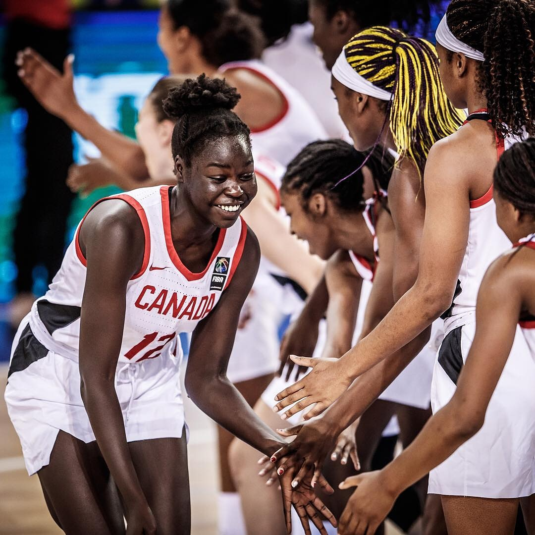 12 athletes selected for U19 Women's National Team Assessment Camp