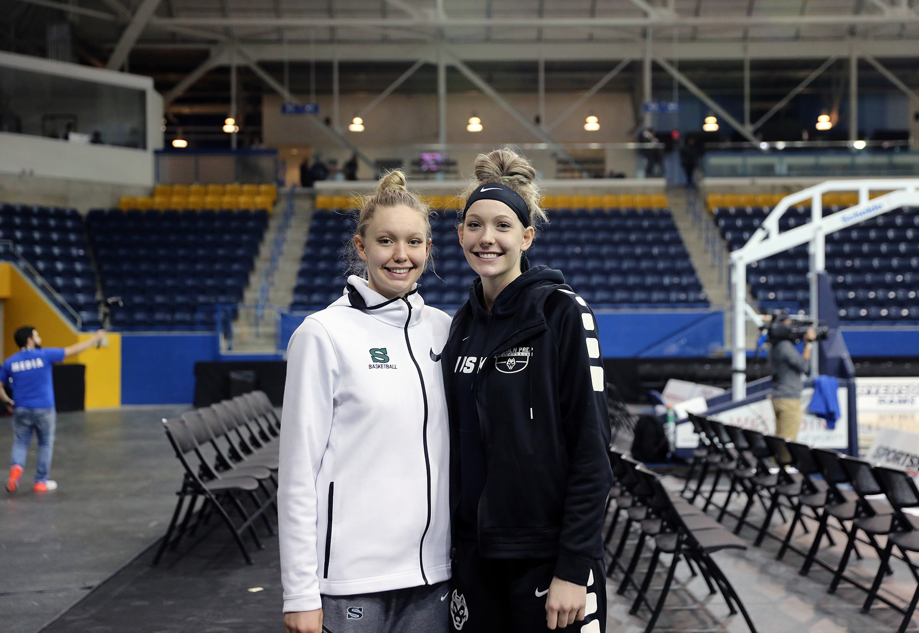 Calgary's Masikewich Sisters Continue to Chase Basketball Dreams