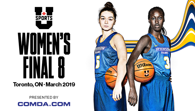 Competition heats up as 2019 U Sports Women's Basketball National Championships starts