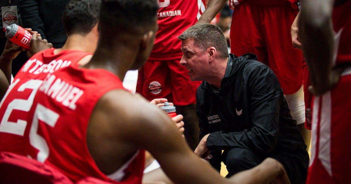 Dan Vanhooren named Head Coach of Boys U19 National Team