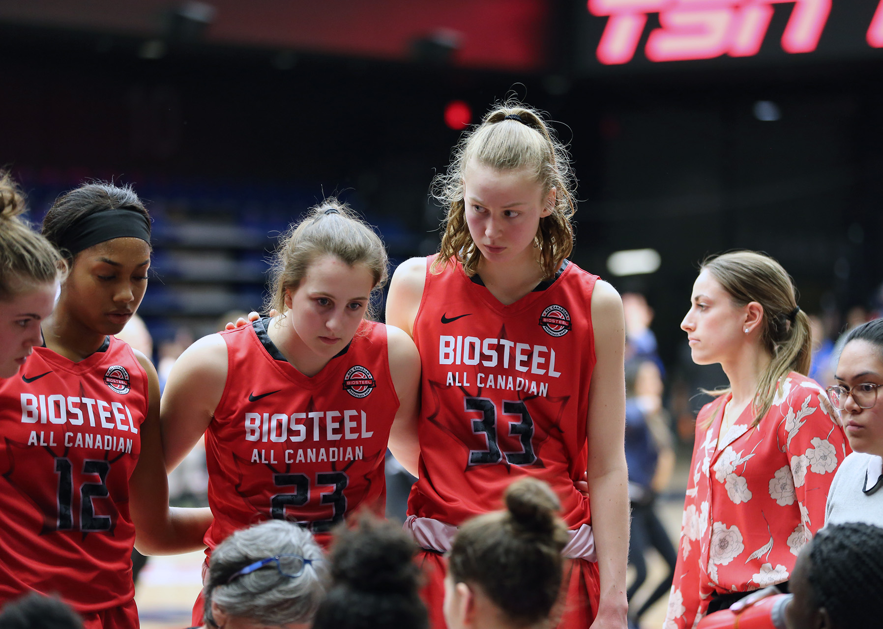 Morgan-Cherchas and Tuchscherer Represent U Sports Recruits at BioSteel All-Canadian Girls Game
