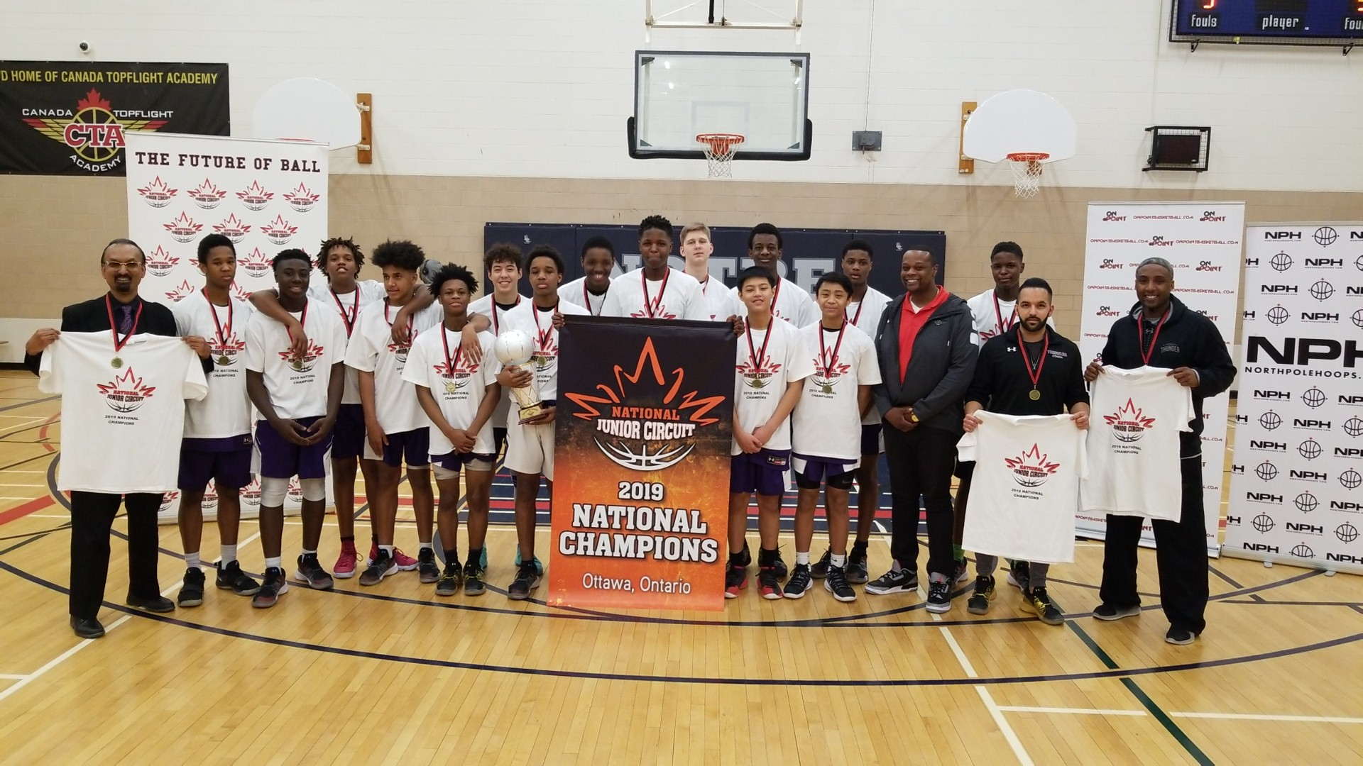 Inaugural NJC All-Star Classic features some of the world's top Jr. Boys basketball players