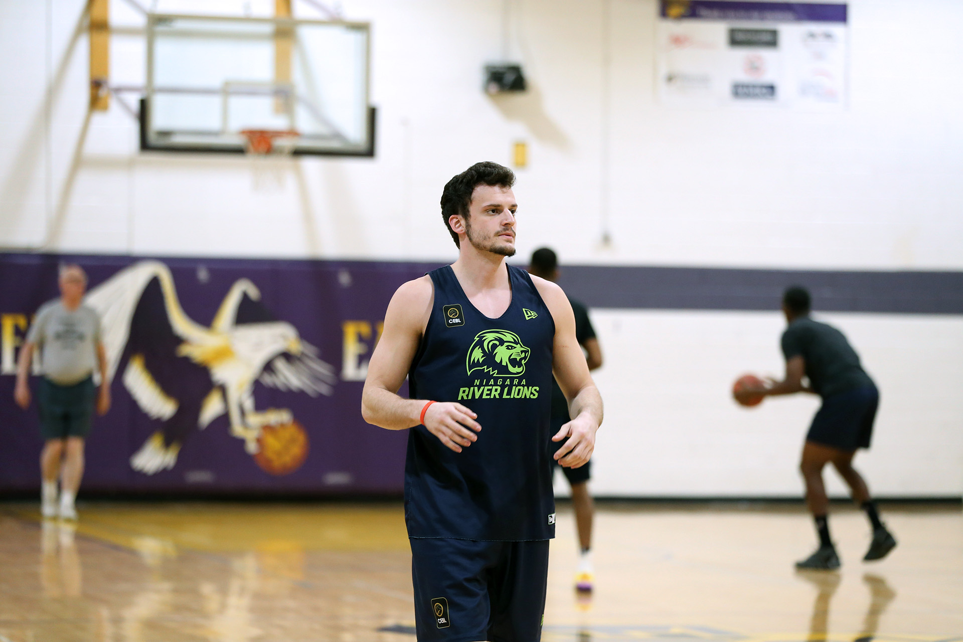 For Niagara River Lions' Filip Vujadinovic, adversity fuels a basketball career