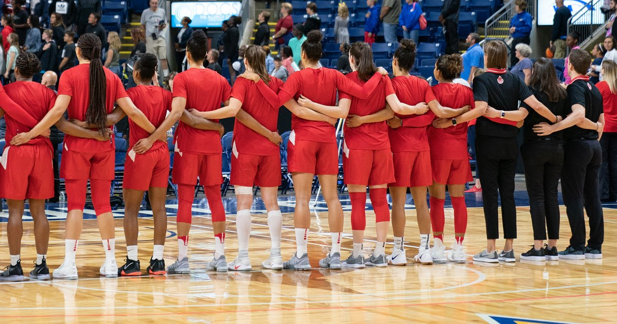 Senior Women's National Team Roster Finalized Ahead of European Exhibition Tour