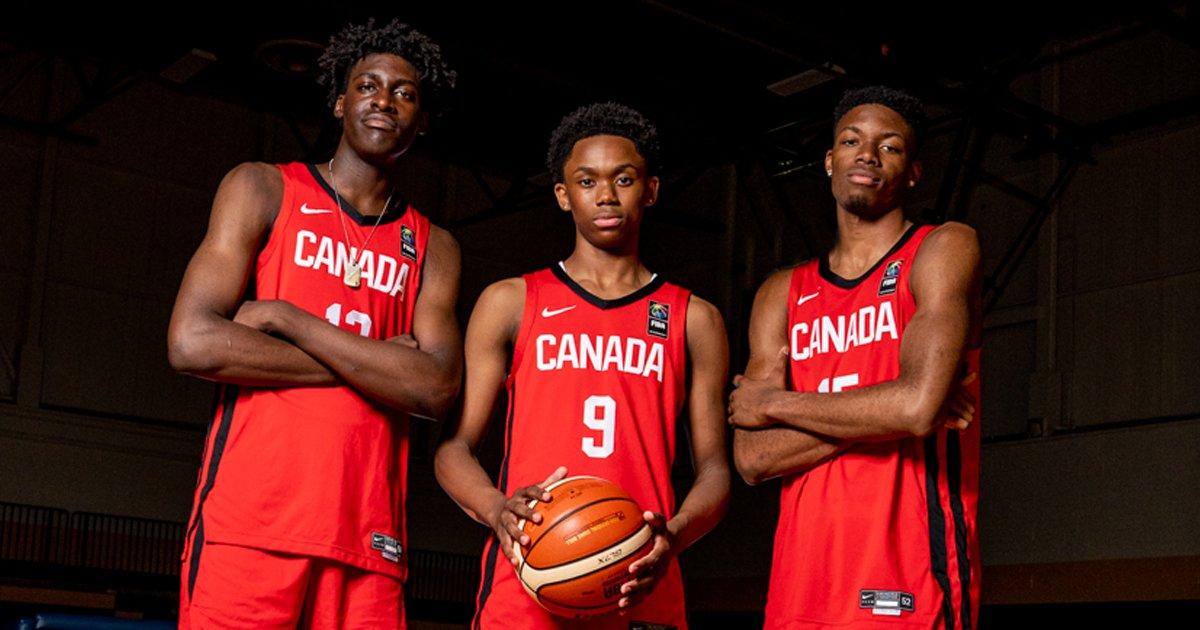 U19 Men's National Team announced ahead of FIBA U19 Basketball World Cup 2019