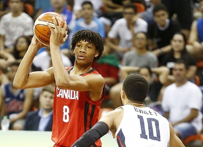 Canada finishes second at FIBA U16 Americas Championship
