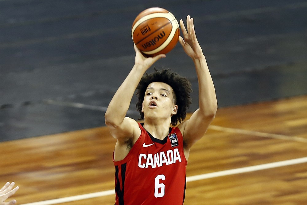 Canada beats Puerto Rico to finish first in Group B at FIBA U16 Americas Championship 2019
