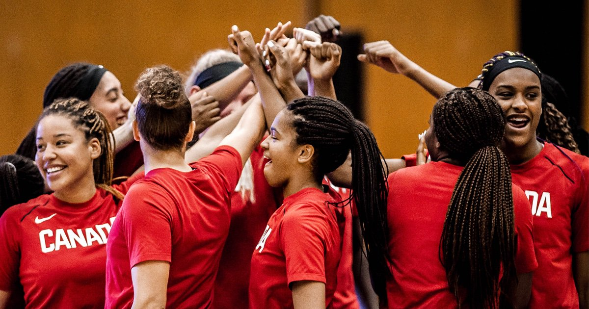 Canada finishes sixth at the FIBA U19 Women's Basketball World Cup