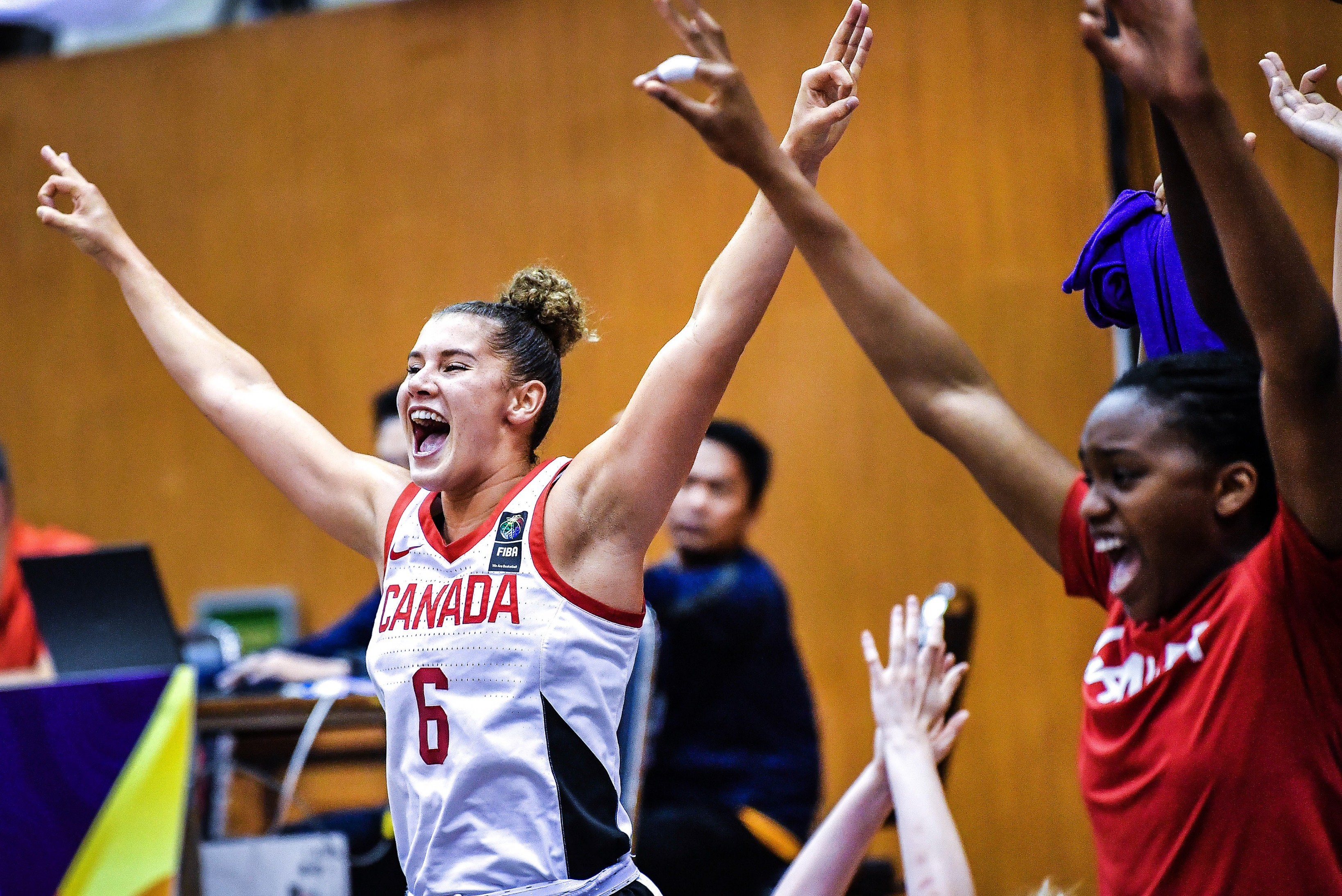 Canada defeats Thailand to conclude Group Phase at FIBA U19 Women's Basketball World Cup 2019